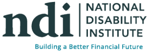 NDI Logo with Tagline