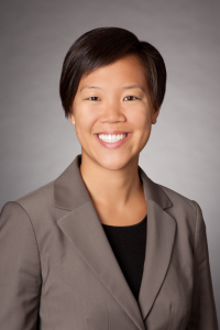 Headshot of Frances Liu, Vice President, Citi Community Development