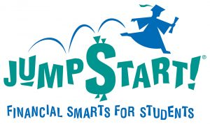 Logo: Jump$tart! Financial Smarts for Students