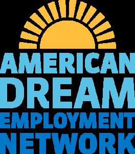 American Dream Employment Network (ADEN) logo