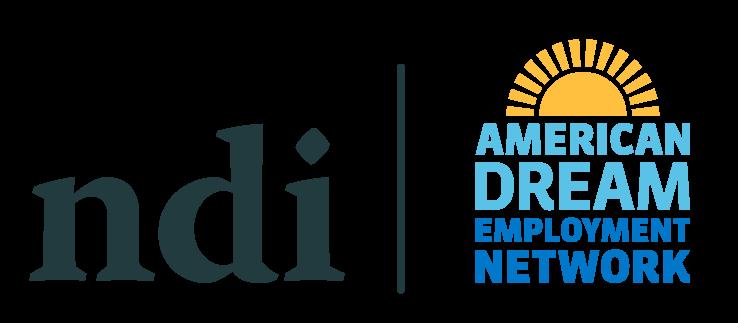 National Disability Institue Dark Logo