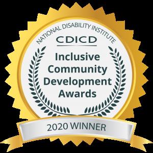 Inclusive Community Development Awards Winner